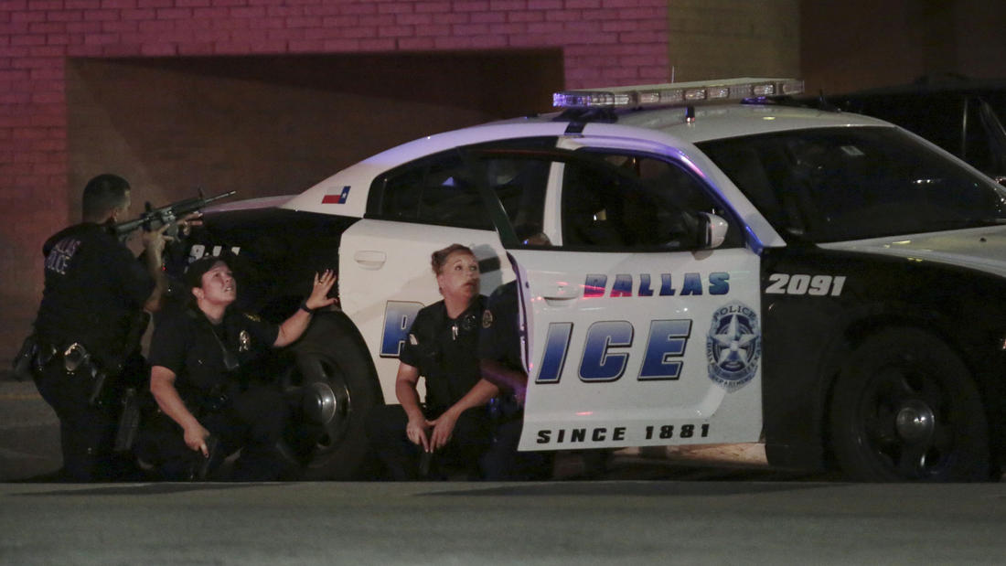 Dallas Cops