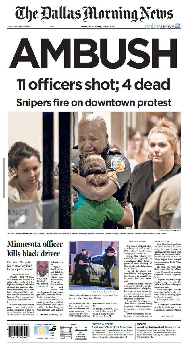 DMN Front Page