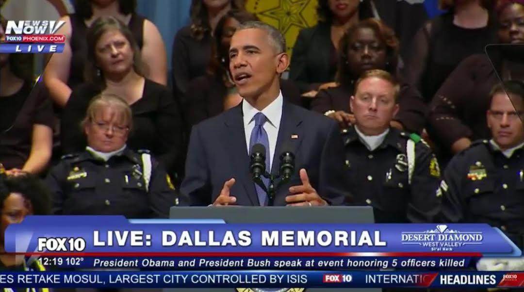 Obama Dallas